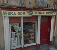 TITINA Africa Dom Tom - Boutique africaine Image 1