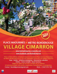 FESTIVAL CIMARRON - Marronage culturel ultra-marin - Toulous...